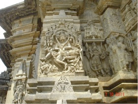 Anyone interested inwards listening to stories tin appreciate these beautiful pieces of piece of job IndiaTravel; Belur & Halebidu: Influenza A virus subtype H5N1 Work of Art.