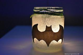 Batman Basteln