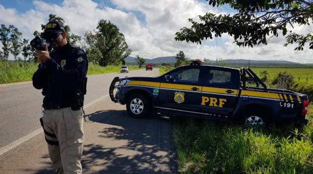 Operação Semana Santa inicia com flagrantes de imprudência nas rodovias