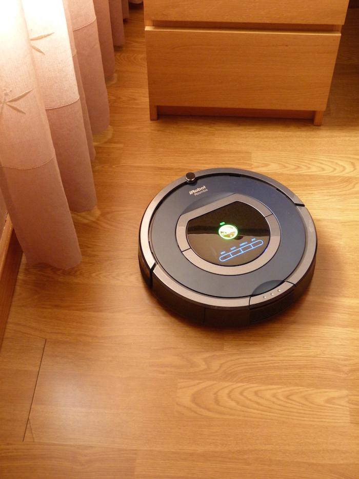 Roomba 785 mi experiencia con él.