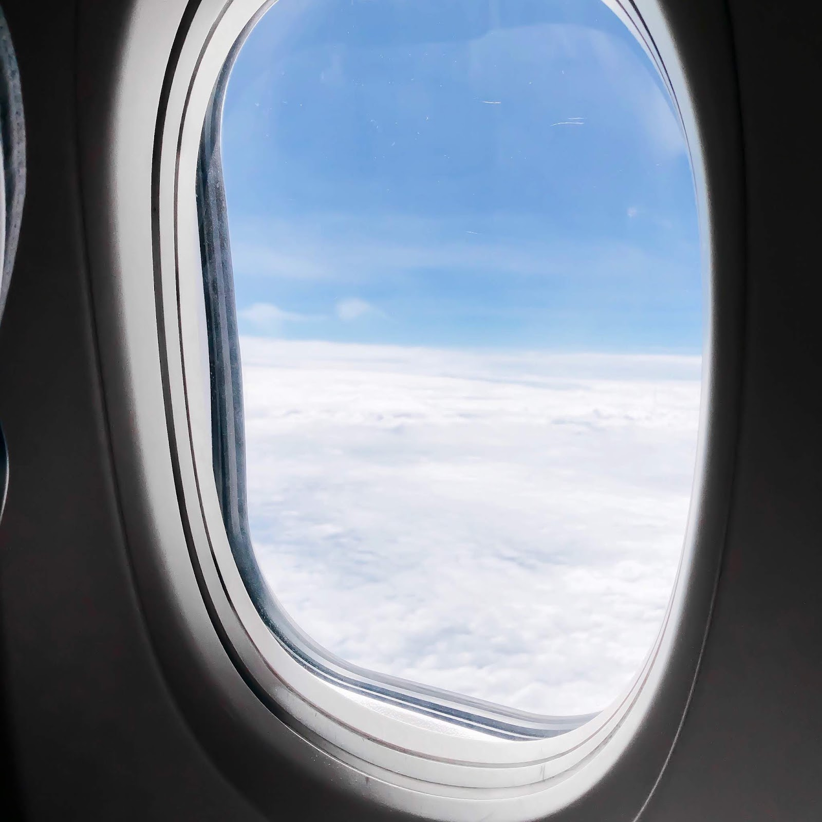 Janela do Avião