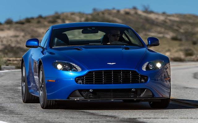 Aston Martin V8/V12