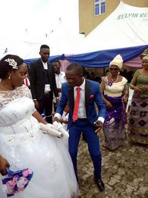 image result for over excited groom squeezing his wife's boobs on the altar