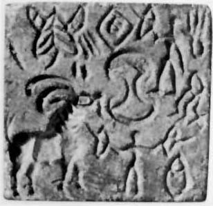 Image result for chanhudaro 23 seal double-axe bharatkalyan97