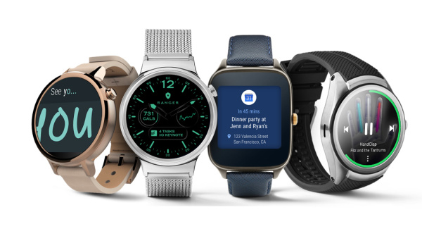 Android Wear 2.0 HTNovo Smatwatch indipendente