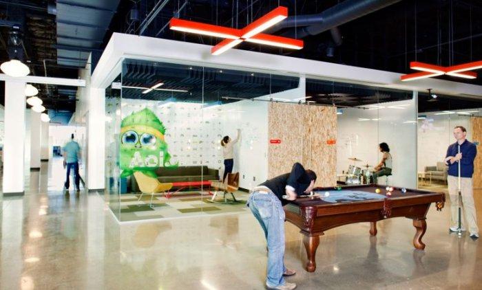 Desain Kantor America On Line