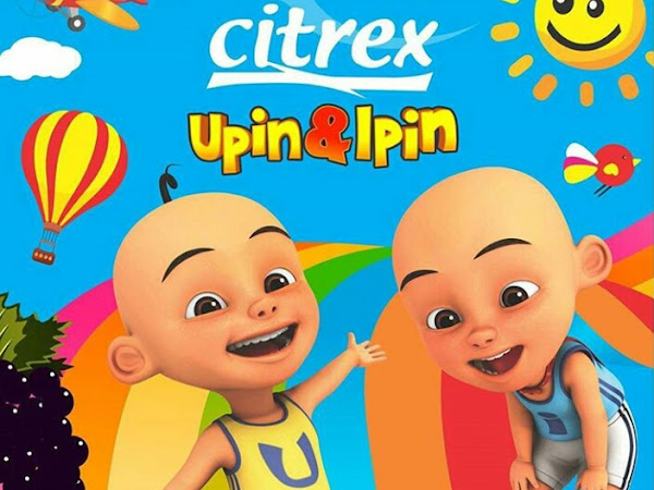 Citrex Upin & Ipin Suplemen Makanan Anak, Solusi Pemenuhan Gizi Anak