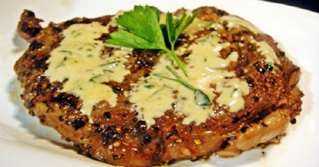 Steak Au Poivre Home Version Recipe