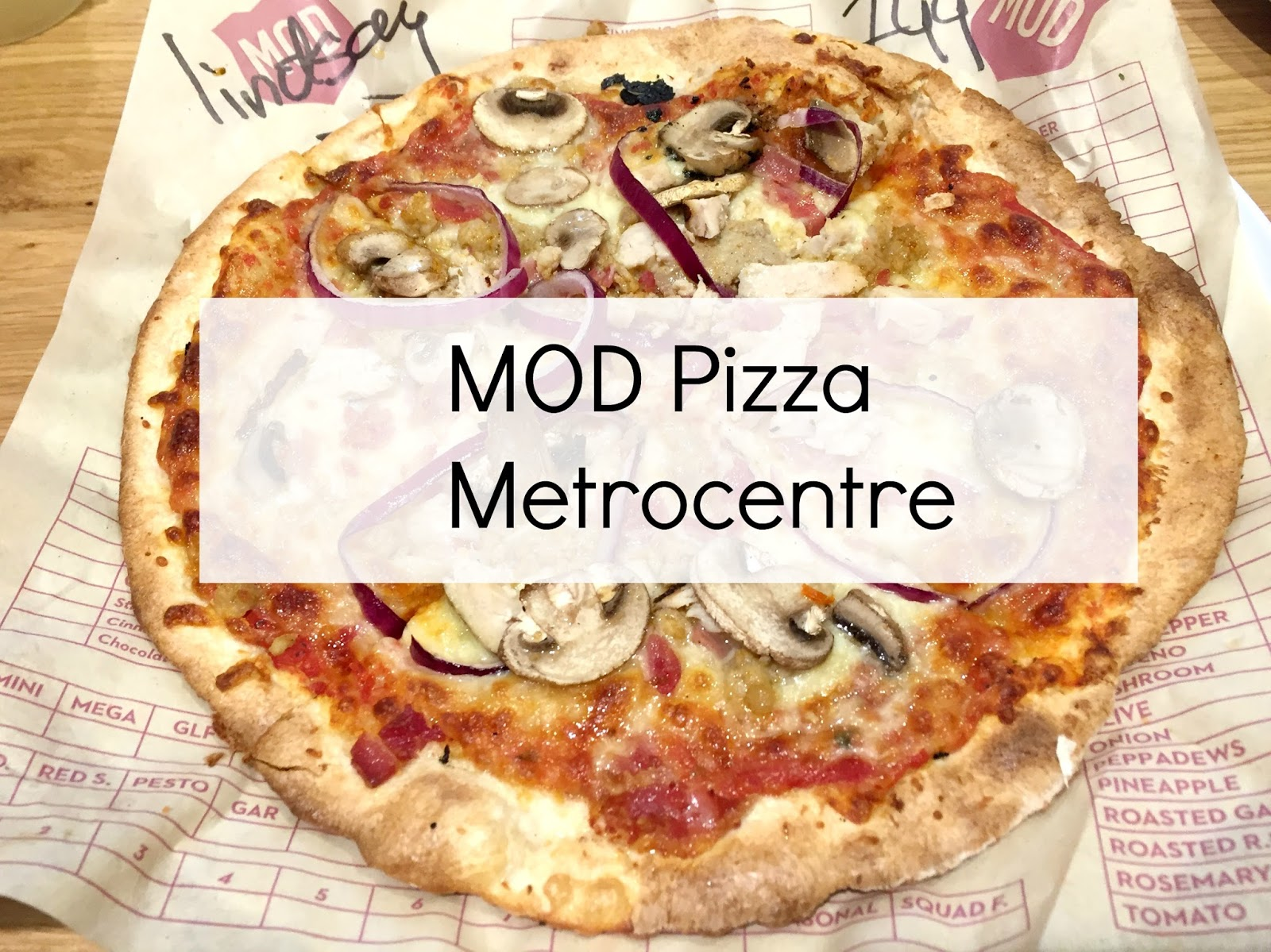 Mod pizza coupon code
