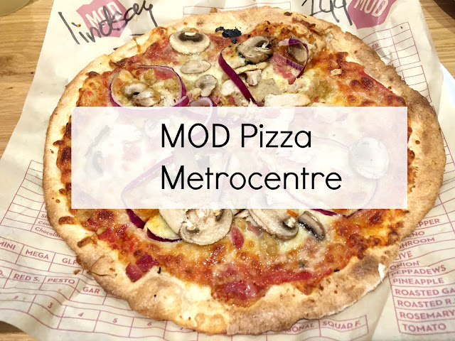 MOD Pizza Metrocentre review