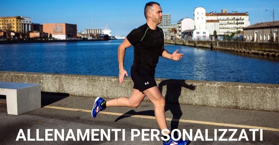 allenamenti personalizzati running