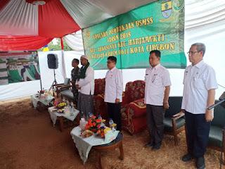 Sekretaris Daerah (Sekda) Kota Cirebon, Asep Dedi