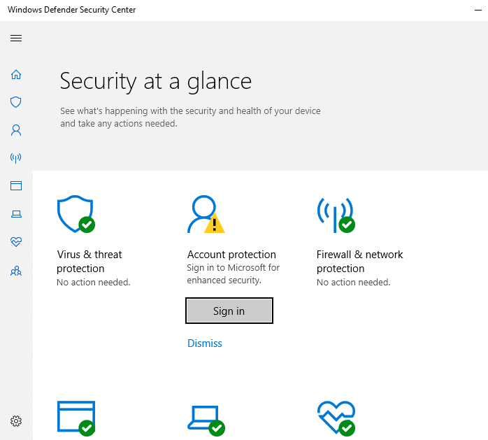 windows defender download windows 10
