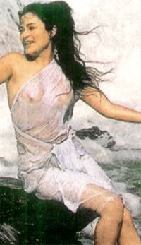 Apologise, but, actress mandakini nude