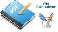 تحميل برنامج تحرير وتعديل ملفات البى دى إف WinPDFEditor