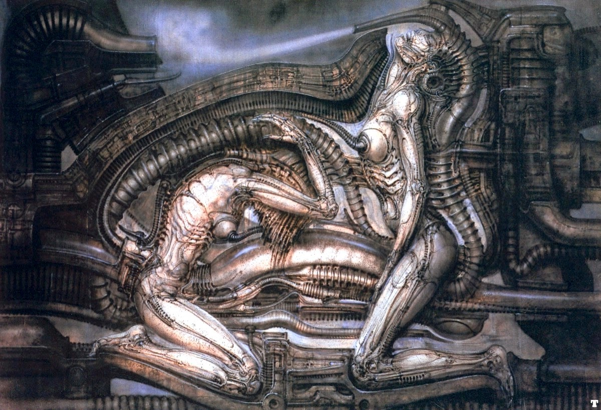 HR Giger dies died May 12 2014