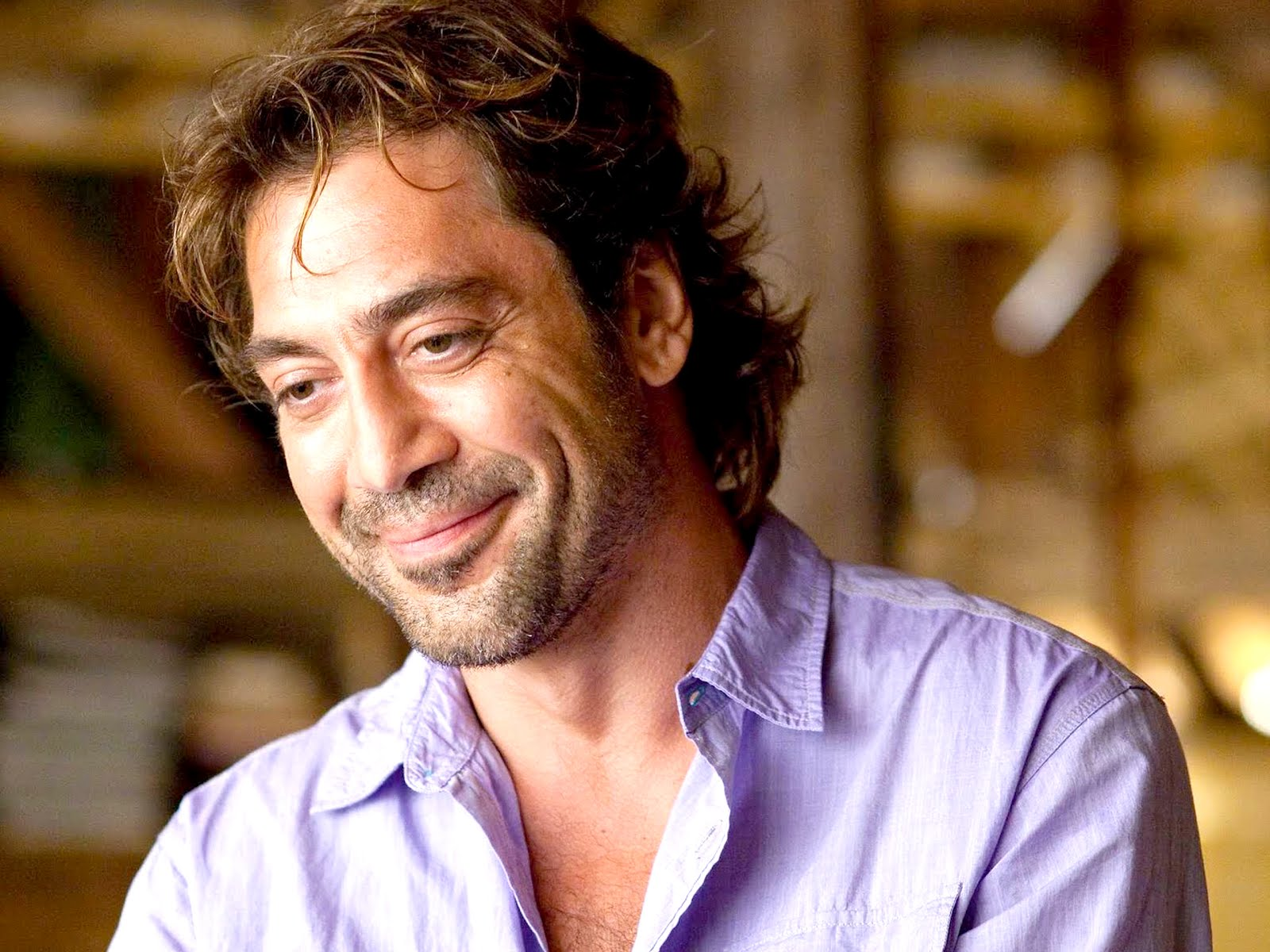 Animal World: Javier Bardem Wallpaper