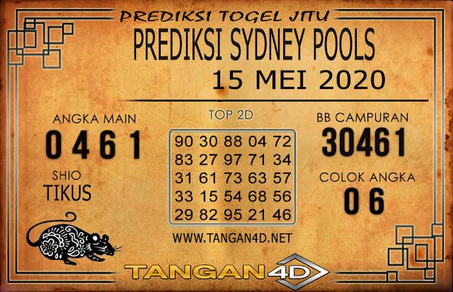 PREDIKSI TOGEL SYDNEY TANGAN4D 15 MEI 2020