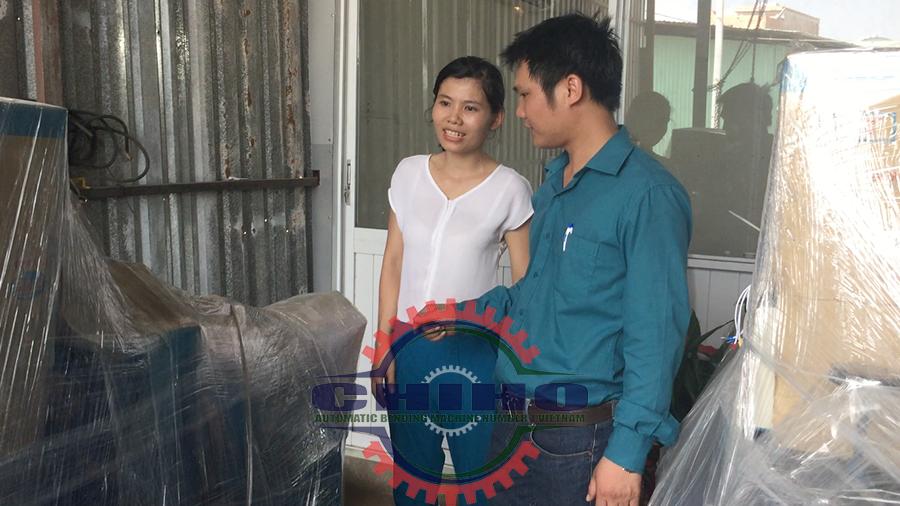 Bán máy bẻ tai dê (đai sắt) chất lượng cao tại Đà Nẵng