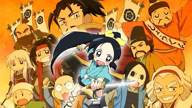 Nobunaga no Shinobi (26/26) + Especiales (20MB) (HDL) (Sub Español) (Mega)