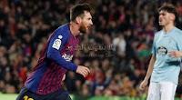 موعد مباراة برشلونة وسيلتا فيغو اليوم السبت 09 / 11 / 2019 في الدوري الاسباني