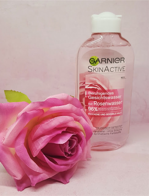 Garnier SkinActive - Beruhigendes Gesichtswasser