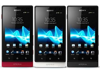 Cara Instal Ulang Sony Xperia Sola MT27i Via PC - Mengatasi Bootloop