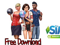 The Sims 4 Bowing Night Free Download