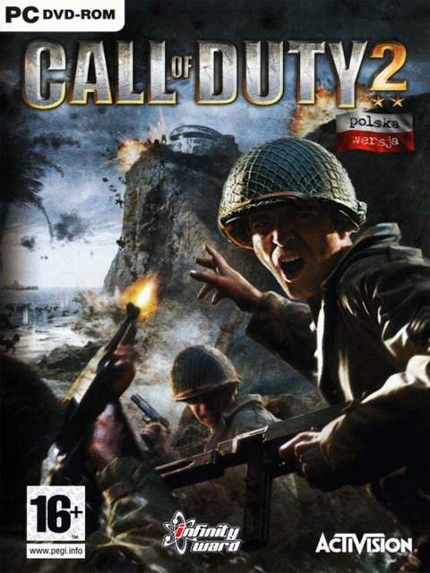 تحميل لعبة Call of Duty 2 مضغوطة برابط واحد مباشر كاملة مجانا