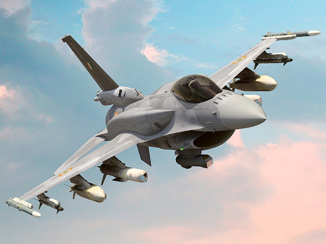 [I] El 'Super Viper': Lockheed F-16IN