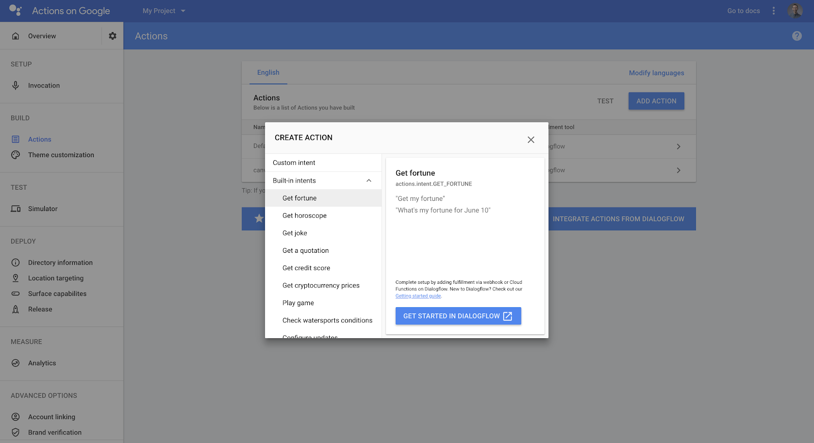 Google Developers Blog: 5 Tips for Developing Actions with