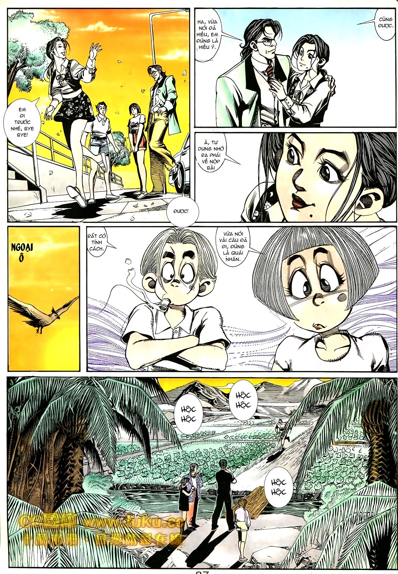 Người Trong Giang Hồ chapter 187: huynh đệ tình trang 24
