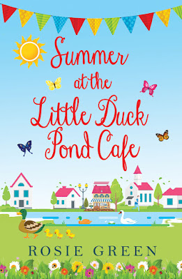 Summer at the Little Duck cafe