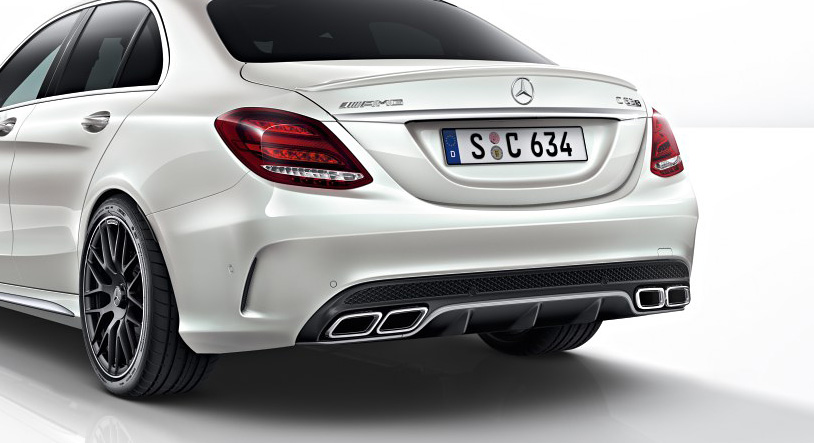 New Mercedes Benz C63s Amg Edition 1 Also Revealed
