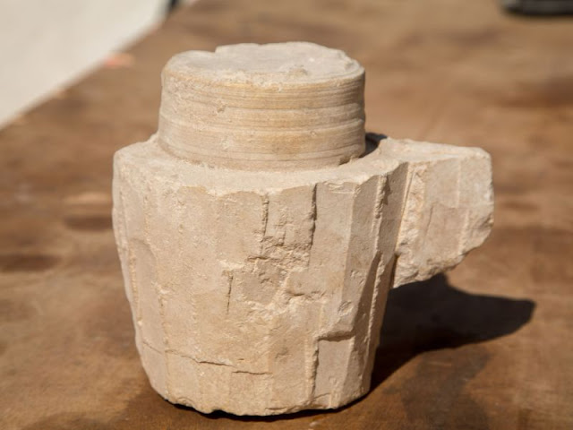 Galilee excavations reveal 2,000-year-old stone vessel workshop