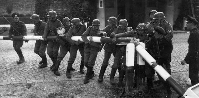 Territorio y Segunda Guerra Mundial