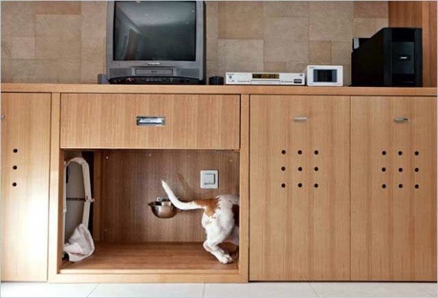 Indoor Dog House Designs photos