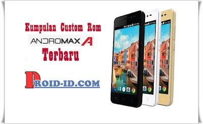 Kumpulan Custom Rom Andromax A  ( A16C3H )