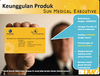 Sun Medical Executive dari Sun Life
