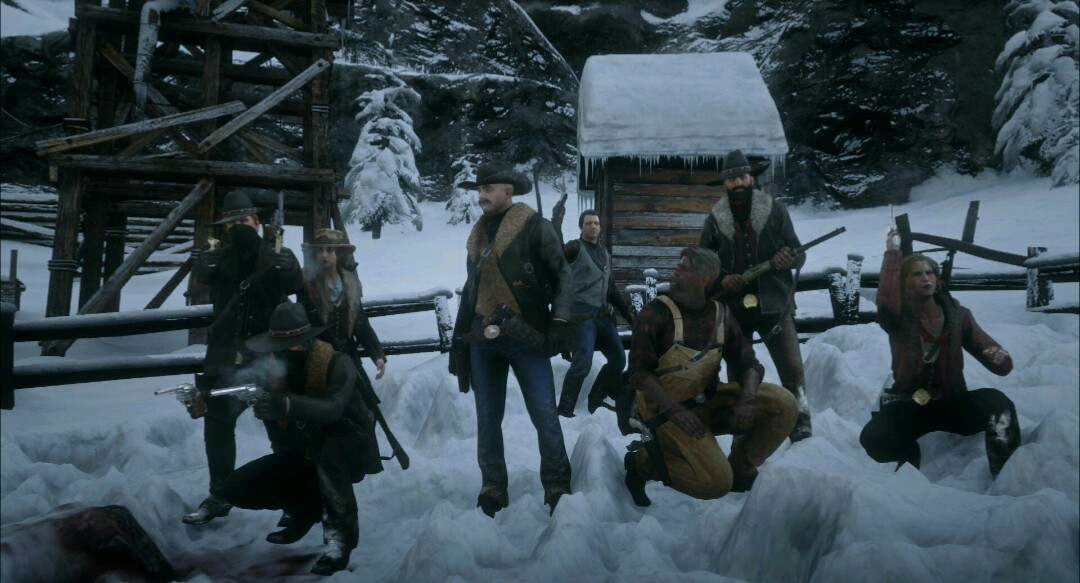Red Dead Online Beta gets Battle Royale mode Gun Rush
