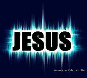 Imagen con el nombre de Jesús