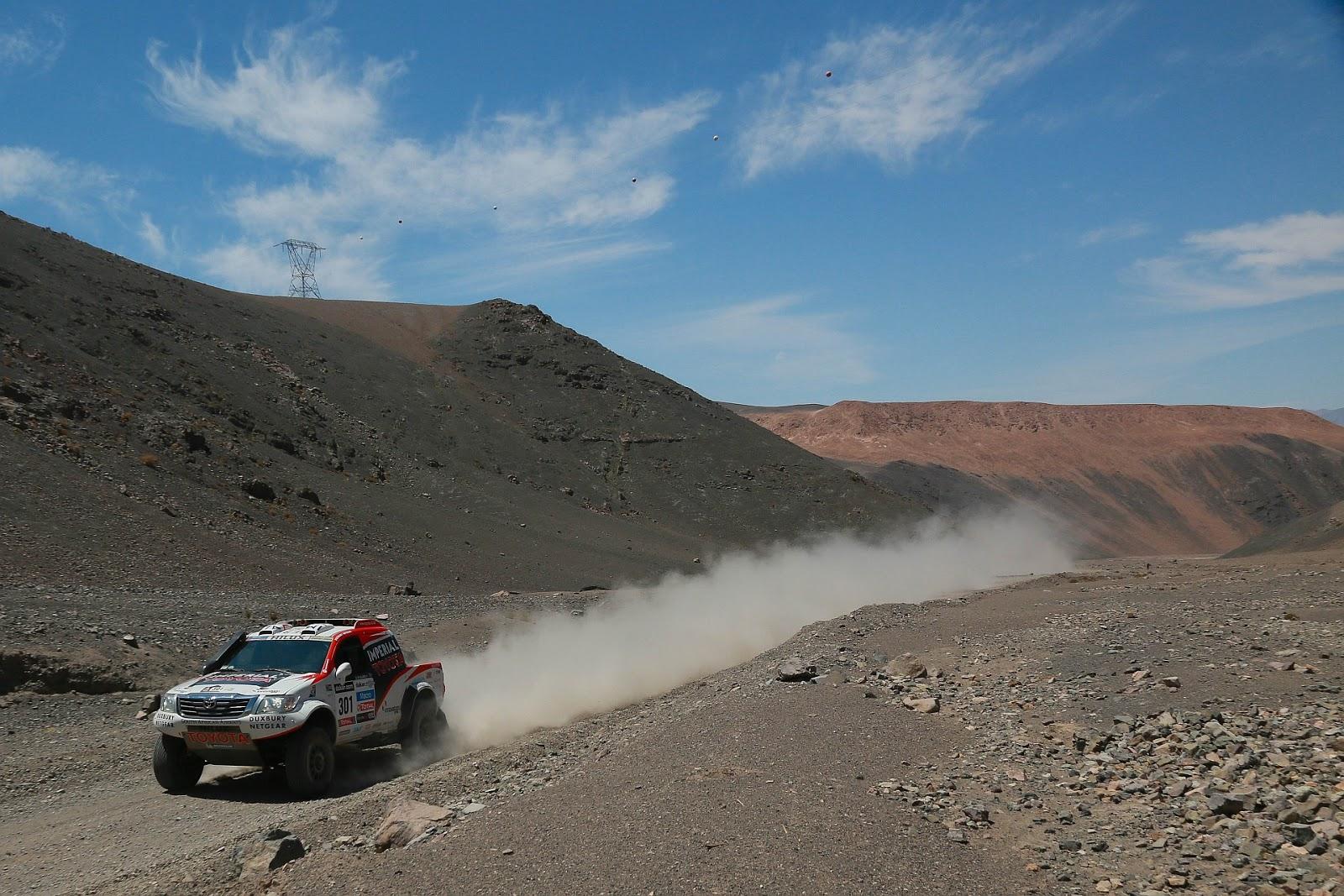 All Cars Logo Hd Dakar 2013 Team Toyota Sa Hot In Chile-8104