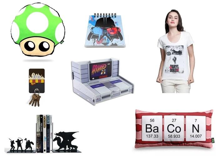 Loja Geek10 -  Produtos Nerds e Criativos