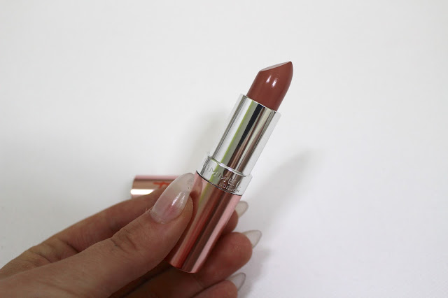 Rimmel Kate Moss Lipstick and swatches