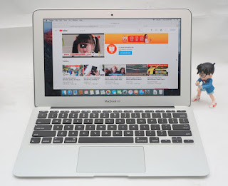 Jual Macbook Air 11 Core 2 Duo