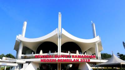 Senarai Buffet Ramadhan Negeri Sembilan 2019 (Harga dan Lokasi)