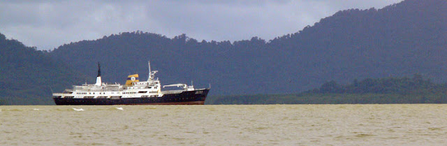 andaman sea south myanmar steamer