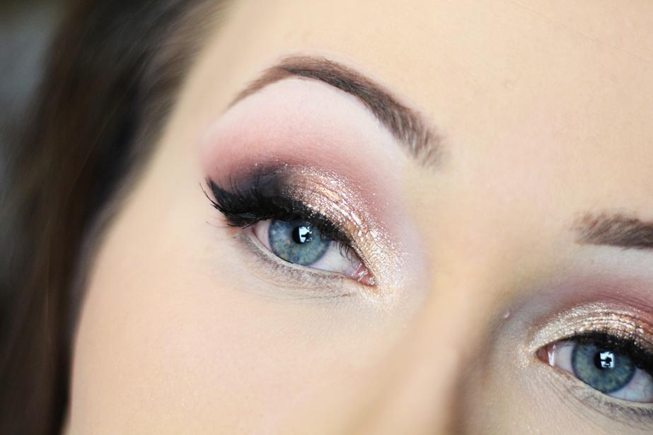 makijaż, propozycja, inspiracja, walentynki, błysk, kosmetyki