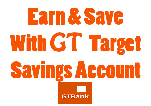 gtbank target savings account
