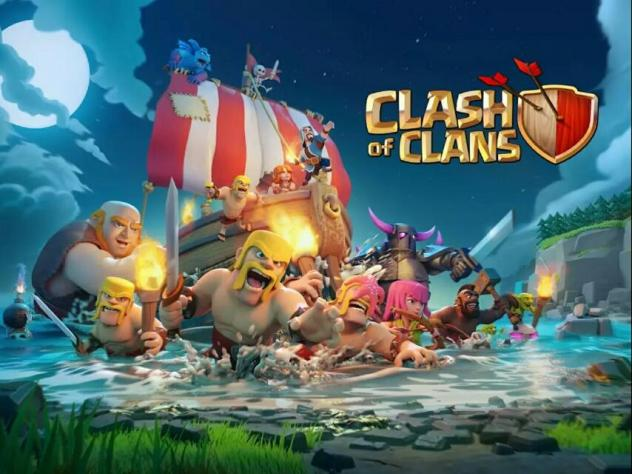 OF CLANS UPTODOWN TÉLÉCHARGER BAZAAR CLASH CAFE